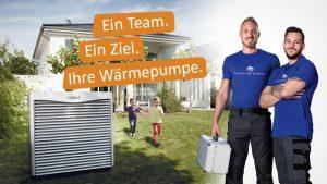 Die MEISTER DER ELEMENTE installieren Ihre Wärmepumpe fachgerecht und übernehmen auch die pünktliche Wartung.